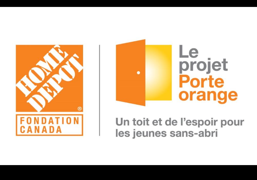 Le projet porte orange